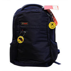 Poly Blue VIP Laptop Backpack