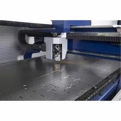 Industrial Sheet Metal Fabrication
