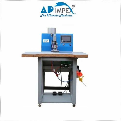 AP Impex Semi Automatic Pearl Attaching Machine
