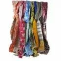 Colored Kantha Scarves