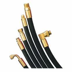 Parsv Enterprises Black Rubber Air Hose, Size: 3/4 inch