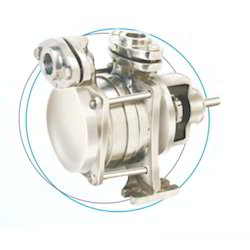 Stainless Steel Self Priming Centripetal Pump, Capacity: Up to 8 m3/hr