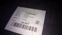 TISCRAL TATA MAKE 200BHN Hardness Wear Liner Plate Sail Hard