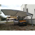 Tensile Fabric Parking Sheds