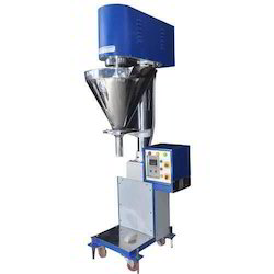 Semi Automatic Powder Filling Machine (Auger Base)