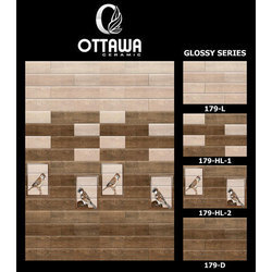 Decorative Wall Tile, Size: 300 X 450 MM