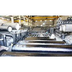 Ductile Iron Flange Pipe