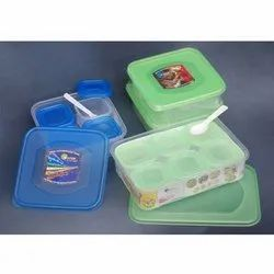 Plastic Vipin Plasticware Omega 51, 101 Spices Kit, for Food