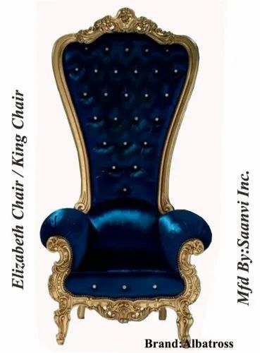 Terrific Manufacturer Of Royal Chair With Velvet Gold Trim King Royal Chair Gamerscity Chair Design For Home Gamerscityorg