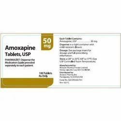 Amoxapine Tablets USP