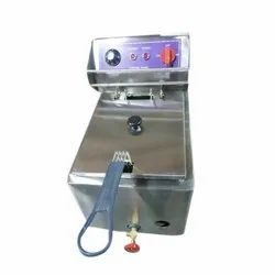 Table Top SS Electric & Gas  Deep Fryer