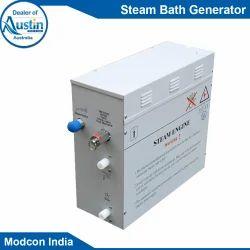 Ss Steam Bath Generator, For Hotel, Spa