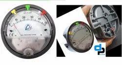 Aerosense Model Asgc - 60npa Differential Pressure Gauge Ranges 10-0-50 Pa