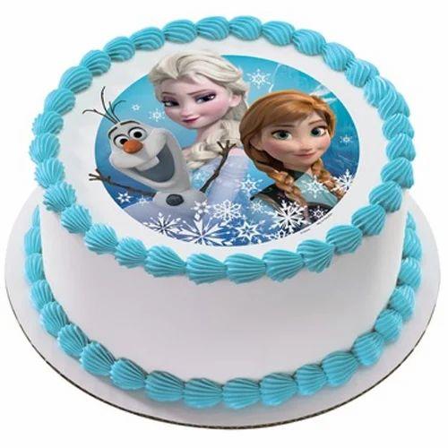 Photo Cake Sheets - Frosting Sugar Edible Sheet at Rs 45 ...
