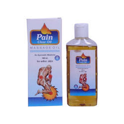 Ayurvedic Pain Clear Message Oil, 100ml , Packaging Type: Bottle