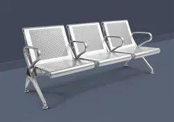 Three Seater Waiting Chairs