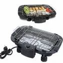 Electric Barbecue Veg, Chicken, Mutton & Kebab items Grill Machine for Home Use