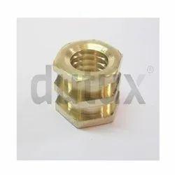 DBI-040 Brass Mixer Insert