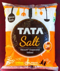 TATA Salt (1 Kg X 50 Pkt) 50kg Bag