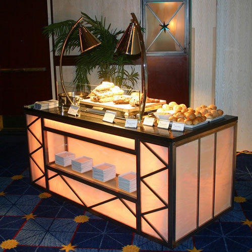 Commercial Induction Equipments Induction Buffet Warmer
