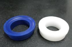 Machined Plastic Component