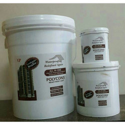 Polycons Roof Water Proofing Chemical, Packaging Type: Bucket
