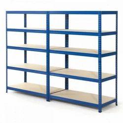 Steel Warehouse Slotted Angle Racks