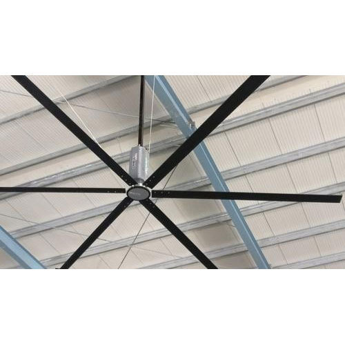 HVLS Fan and Ceiling Fan Manufacturer