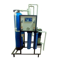 200 LPH Industrial RO Plant