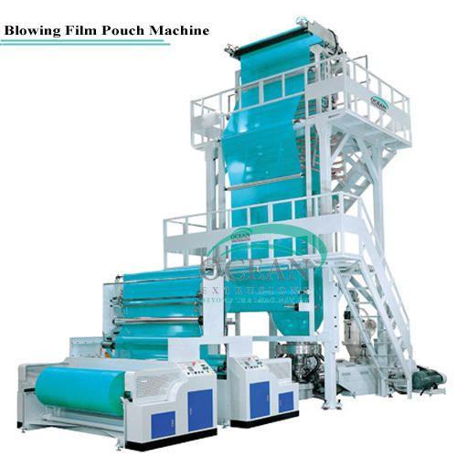 ABA Blown Film Machine - LLDPE Mono Layer Blown Film Plant