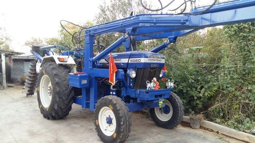Automatic Tractor Mounted Pole Hole Drilling Machine, For Pole