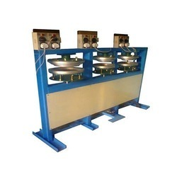 Paper Plate Slitting Machine