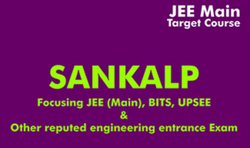 Target JEE Main Course