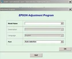 Epson Reset - Free WIC Reset - Canon Waste Ink Tank Reset Software