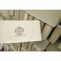Light Grey & Redish Brown Silica Shell Acid Resistance Brick, For Floor, Size: 9x4.5x3 inch