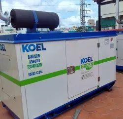 Kirloskar 20KVA Silent Koel Green Generator, 415, Model Name/Number: 2R1040