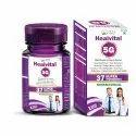Healvital 5g - Multivitamin, Packaging Type: 30 Tab Per Bottle