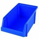 Cobalt Blue Bin