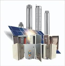 10 HP Solar Submersible Pump Combo