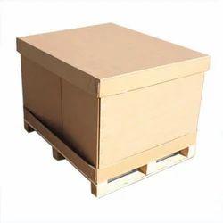 Storage Corrugated Pallet Box
