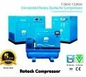30 HP Direct Driven Screw Air Compressor With Air Dryer