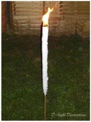 Garden Torch Candle