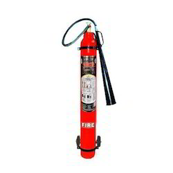6.5 Kg Trolley Mounted CO2 Type Fire Extinguishers