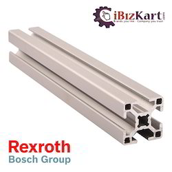 Polished Aluminum Extrusions Profile