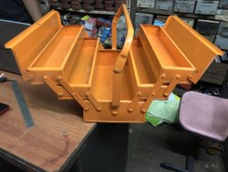 Light Tool Box  5 Compartments