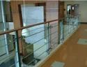 NG-08 Stainless Steel Glass Railing