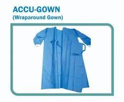 Wraparound Gown