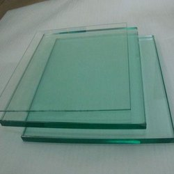 Plain Toughened Glass Sheet, Thickness: 10.0 mm, Shape: Flat