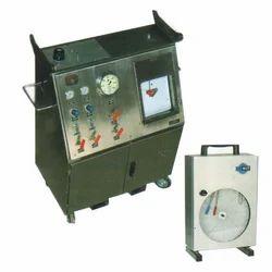 Test Pumps System