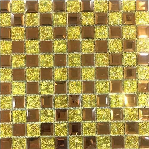 Wall Glass Mosaic Tile